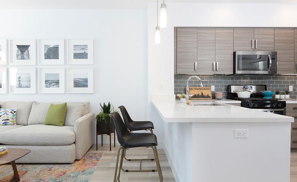Triton Foster City / Designed to impress: Triton Residence Features