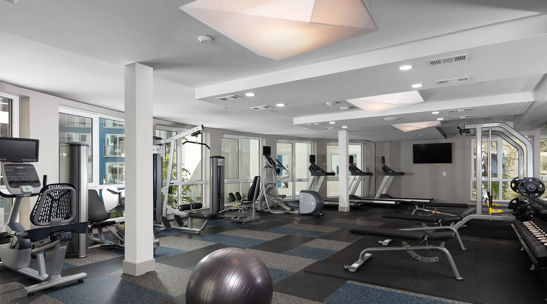 The Triton - Fitness Center