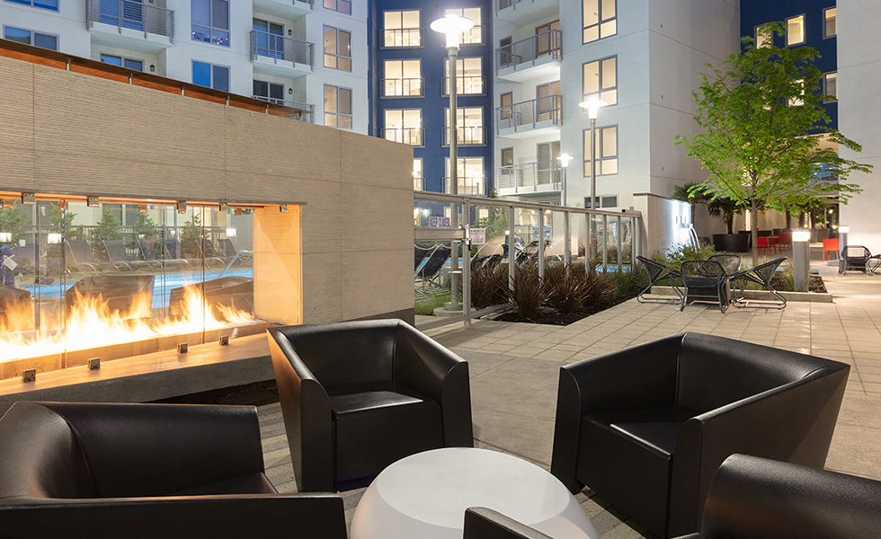 Triton Foster City / Amenities make a difference