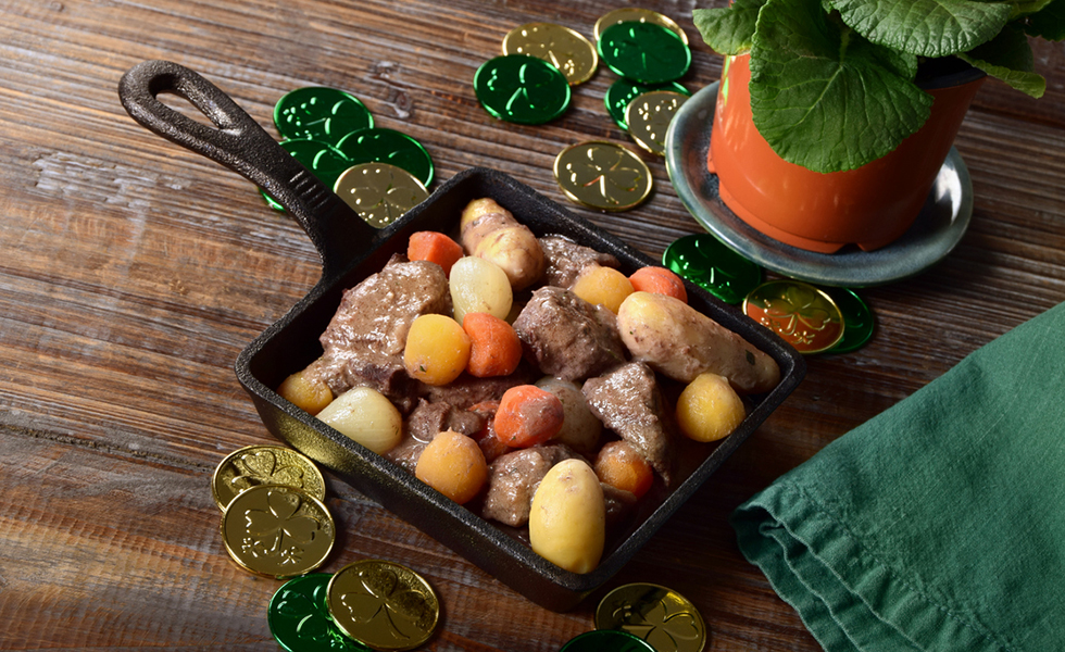 Triton Foster City / Luck is on your side: St Patrick's Day recipes